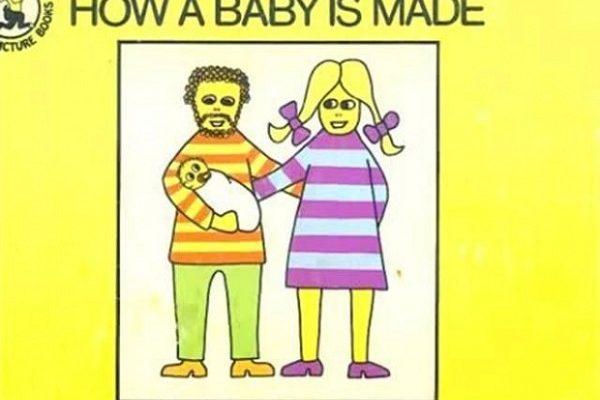 Jak se dělají děti? Viz nejdrsnější dětská kniha 1