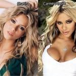 Celebrity, které mají své dvojnice v pornu.