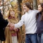 Pět chyb, které děláte při setkání s jejími rodiči