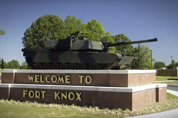 Podívejte se, co se ukrývá v nedobytném trezoru ve Fort Knox. 1