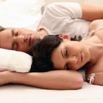 Co o vás prozradí poloha, ve které spíte? 2