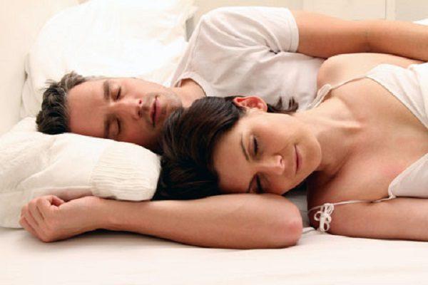 Co o vás prozradí poloha, ve které spíte? 1