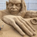 Sochy z písku, které si budete chtít postavit i vy 7
