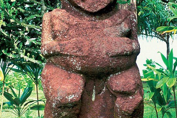 Prokletá socha z Tahiti. Opravdu zabíjela lidi? 1