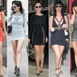 Obepnuté ženské šaty: pro toto je milujeme