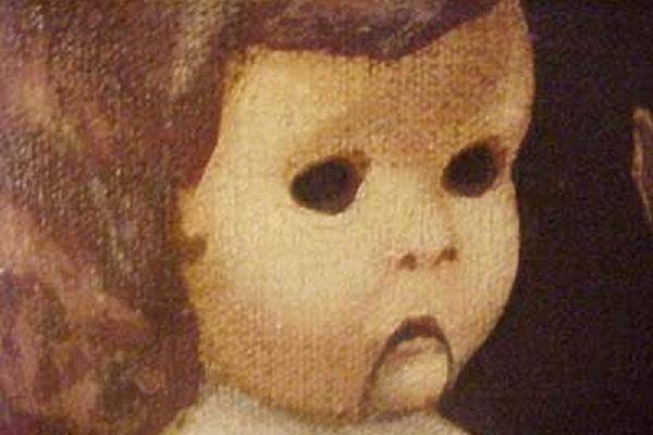 Strašidelný obraz z eBay. Je prokletý? 1