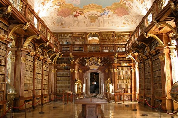 20 nejkrásnějších knihoven světa 1