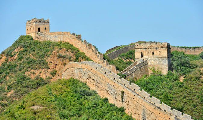Čínskou zeď z vesmíru neuvidíte. Tyto věci ano 1