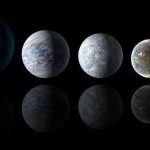 5 planet, které se nejvíce podobají Zemi. Najdeme na nich život?
