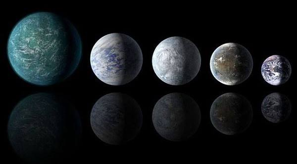 5 planet, které se nejvíce podobají Zemi. Najdeme na nich život? 1