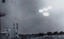 Tajemné světelné koule na obloze 9
