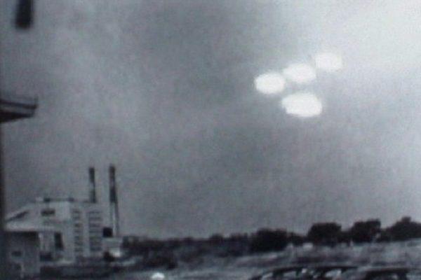 Tajemné světelné koule na obloze 1