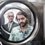 Hudební album nahraný pomocí pračky? Takto zní