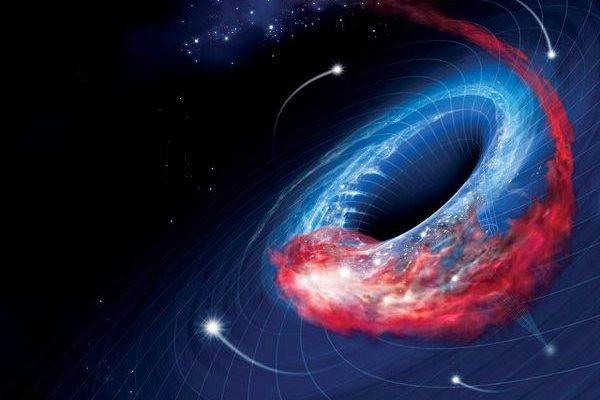 Co by se s vámi stalo, kdyby jste spadli do černé díry? 1