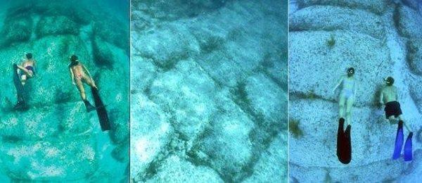 Cesta u ostrova Bimini: vede do Atlantidy? 1