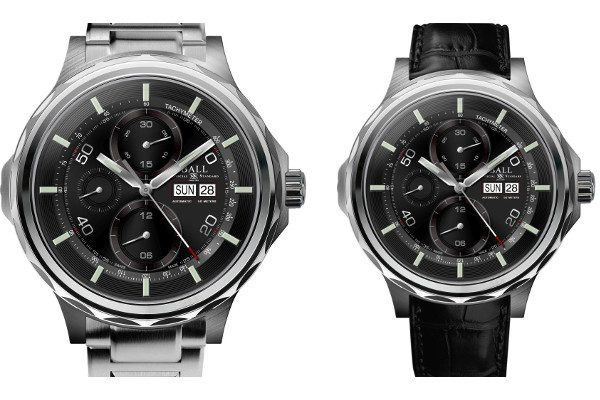 Odolné luxusní hodinky od společnosti Ball 1