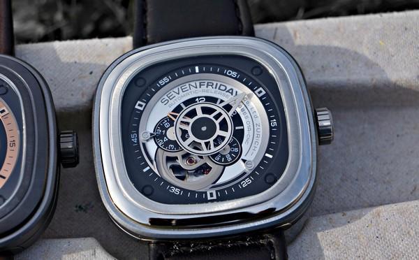 I Vy se ptáte, zda jsou Vaše hodinky SEVENFRIDAY pravé? 1