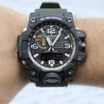 Nezničitelné hodinky nejen pro záchranáře CASIO G-SHOCK MUDMASTER GWG-1000 –