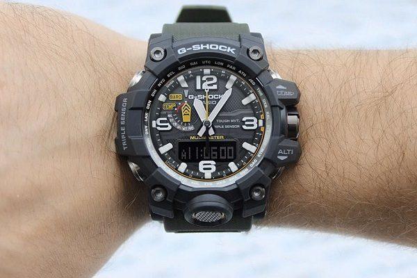 Nezničitelné hodinky nejen pro záchranáře CASIO G-SHOCK MUDMASTER GWG-1000 - 1