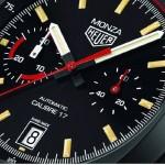 Heuer Monza Chronograph vzpomíná na slavná vítězství Ferrari 5