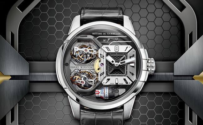 Chcete mít doma hodinky za 14 milionů korun ? Kupte HARRY WINSTONA 1