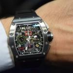Ultra lehká kolekce TimeWalker od firmy Mountblanc