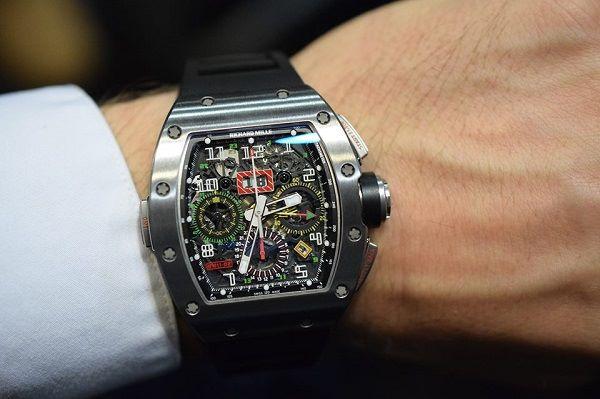 Ultra lehká kolekce TimeWalker od firmy Mountblanc 1