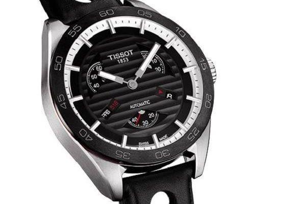TISSOT PRS 516 AUTOMATIC SMALL SECOND - sekundovky jako žádné jiné 1