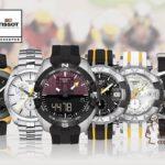 Máte rádi cyklistiku ? Fantastická edice Tissot Prc 200 Tour De France