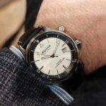 Remake hodinek německých námořníků – ALPINA ALPINER HERITAGE MANUFACTURE KM 710 –