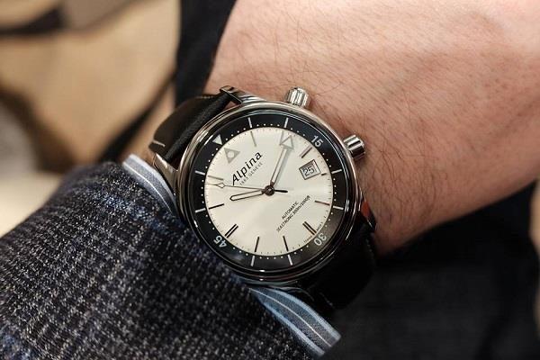 Remake hodinek německých námořníků - ALPINA ALPINER HERITAGE MANUFACTURE KM 710 1