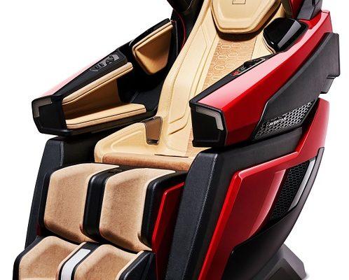 Spojení Lamborghini a wellness technologií Bodyfriend přináší luxusní masážní křesla 1