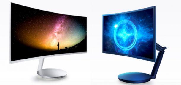 Samsung C27FG70: jediný zakřivený monitor s výjimečně rychlou 1ms dobou odezvy 1