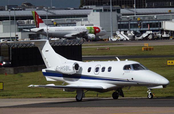 Embraer Phenom 100 EV má svého prvního majitele 1