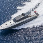 Otam Millennium 80HT elegantní a rychlá super jachta 4