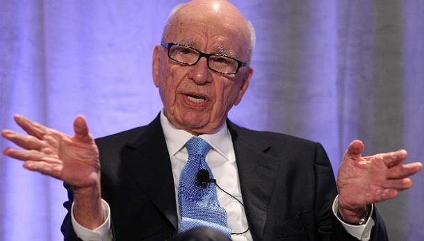 Mediální magnát Murdoch bude mít v USA ještě větší vliv, kupuje televizní stanice 1