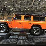 Starý Land Rover Defender se na chvíli vrátí do výroby 4