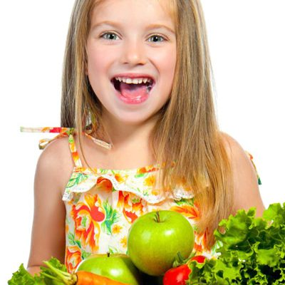 Proč riskujete pokud z dítěte uděláte vegana 1
