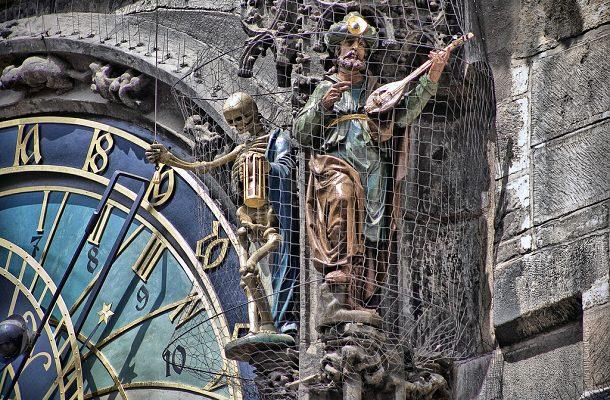 Pražský orloj si neužijete: Čeká ho zhruba půlroční rekonstrukce 1