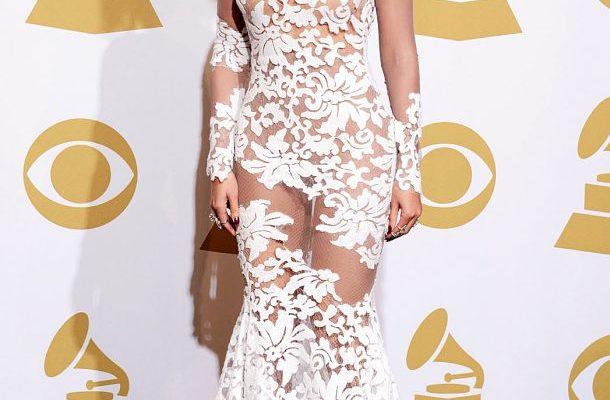 Móda z Grammy: Princezny vyhráli nad elegancí v oblecích 1