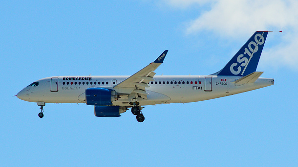 Bombardier vyhrál obchodní spor s Boeingem 1