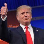 Trump schválil vysoká cla na dovoz solárních panelů a praček