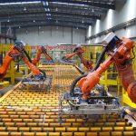 Počet robotů v maďarském průmyslu rapidně stoupá