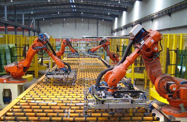 Počet robotů v maďarském průmyslu rapidně stoupá 1