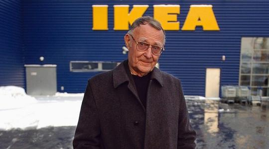 Ve věku 91 let zemřel zakladatel IKEA Ingvar Kamprad 1