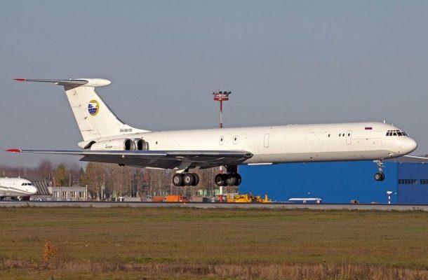 Na bratislavském letišti přistálo unikátní nákladní letadlo 1