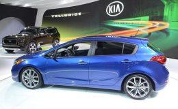 Kia Forte prozrazuje design nového CEE'D 4
