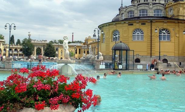 Dovolená, relax a léčení: Nejlepší termální lázně v Maďarsku 1