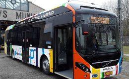 V Bratislavě začnou jezdit první Elektrobusy 8