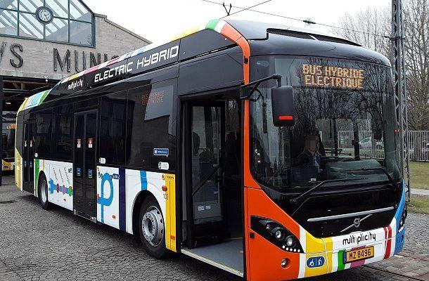 V Bratislavě začnou jezdit první Elektrobusy 1